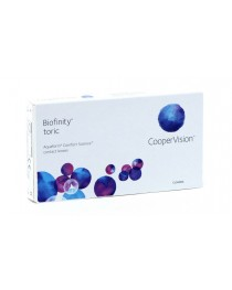 Biofinity XR Toric conf. 3 pz. (Cooper Vision)