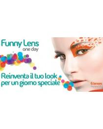 Funny Lens One Day Conf. 3 Coppie di Lenti (Lorma/Duesse)