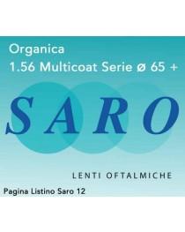 Organica 1.56 Multicoat ø65 +
