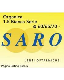 Organica 1.5 Bianca ø65/70 -