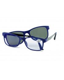 Mod.306 P blue cut + Aggiuntivo sole