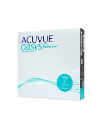 Acuvue Oasys 1-Day HydraLuxe conf. 90 pz. (Johnson&Johnson)
