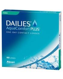 Dailies Aquacomfort Plus Toric conf. 90 pz. (Alcon)