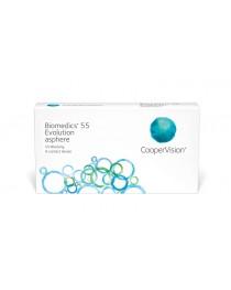 Biomedics 55 Evolution conf. 6 Pz. (Cooper Vision)