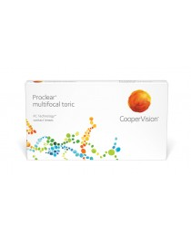 Proclear Multifocal Toric N Conf. 3 Pz (Cooper Vision)