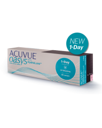 Acuvue Oasys 1-Day HydraLuxe conf. 30 pz. (Johnson&Johnson)