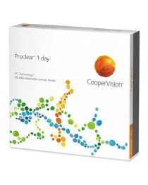 Proclear 1 Day  Conf. 90 pz. (Cooper Vision)