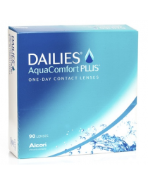Dailies AquaComfort Plus  conf. 90 pz. (Alcon)