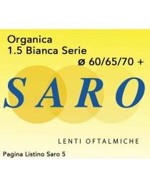 Organica 1.5 Bianca ø65/70 +