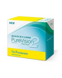 Purevision 2 For Presbyopia Conf. 3 Pz (Bausch+Lomb)