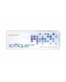 Softique 1 Day  conf. 30 pz. (Cooper Vision)